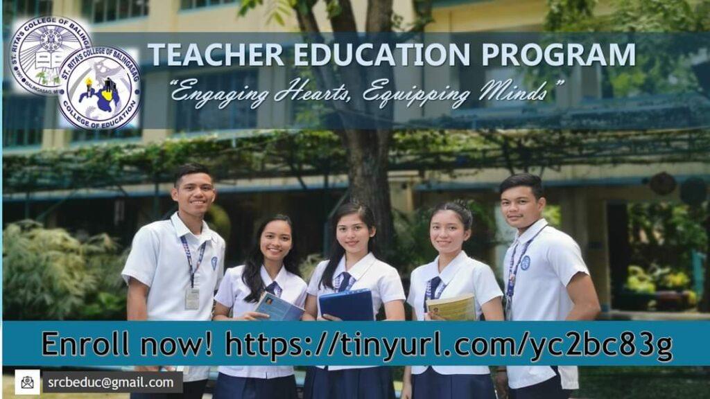teacher education program